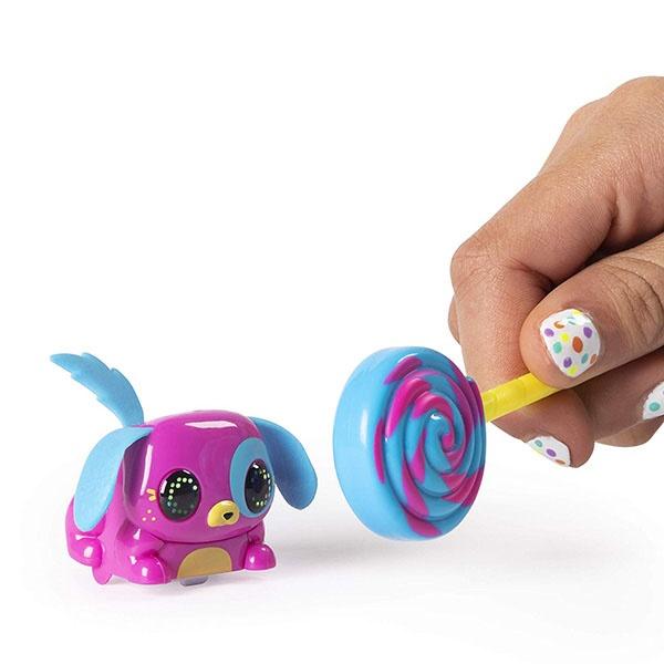 Купить Набор из 2 электронных игрушек Зумер Лоллипетс - Управляй зверьком с помощью сладости, Spin Master