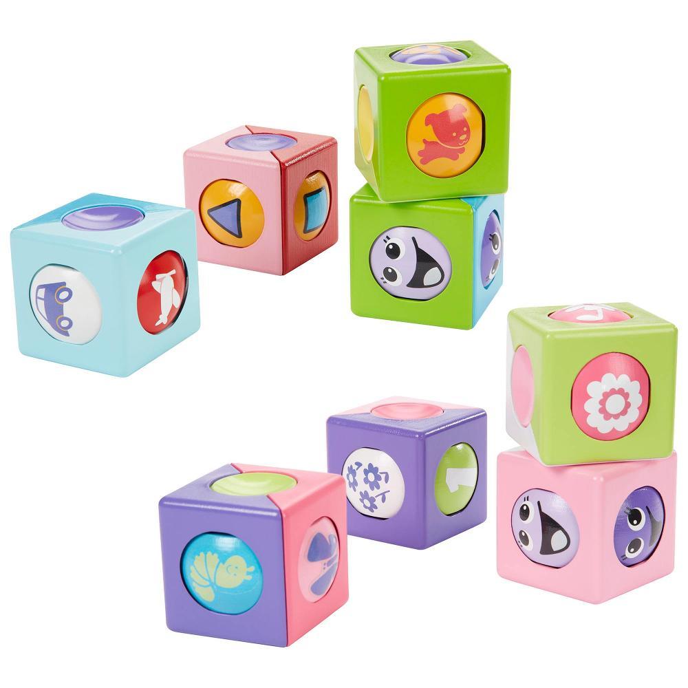Купить Fisher-Price® Волшебные кубики, Mattel