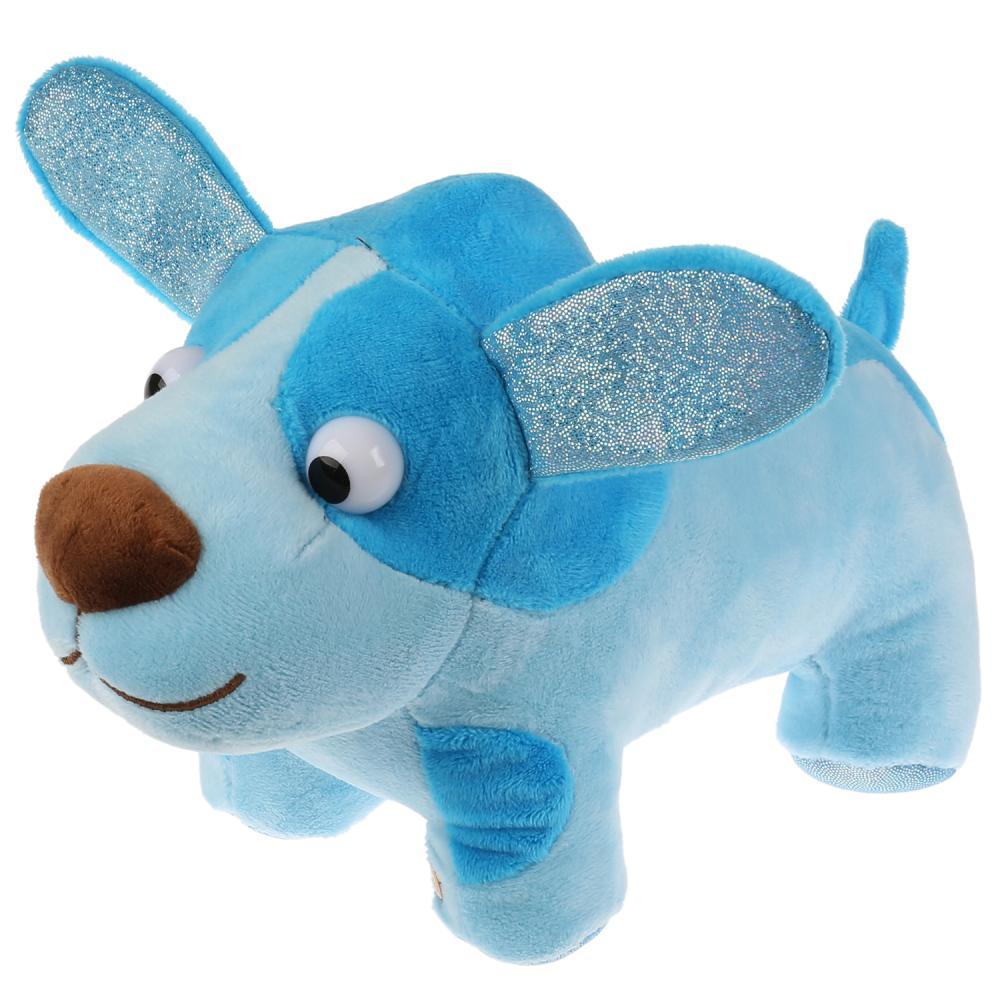 Мягкая игрушка – Деревяшки. Собачка Гав-Гав, 20 см, Мульти-Пульти  - купить со скидкой