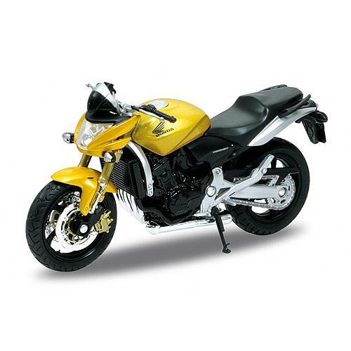 Металлический мотоцикл Honda Hornet, масштаб 1:18Мотоциклы<br>Металлический мотоцикл Honda Hornet, масштаб 1:18<br>