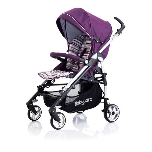 Коляска трость GT4, VioletДетские коляски Capella Jetem, Baby Care<br>Коляска трость GT4, Violet<br>