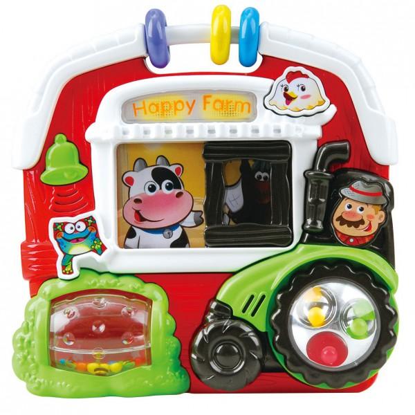 Развивающая игрушка - Веселая фермаРазвивающие игрушки PlayGo<br>Развивающая игрушка - Веселая ферма<br>