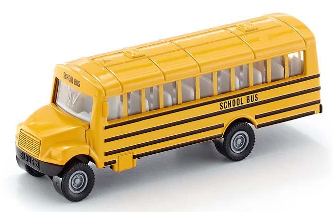 Купить Игрушечная модель - Школьный автобус, 1:50, Siku