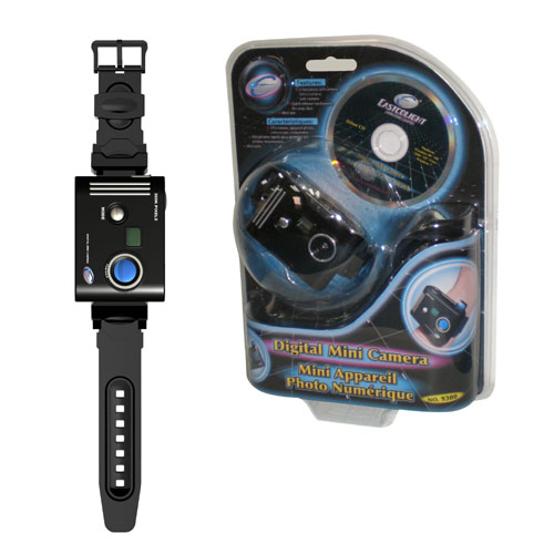 Детские наручные часы с камерой - Шпионские игрушки. Наборы секретного агента, артикул: 22652
