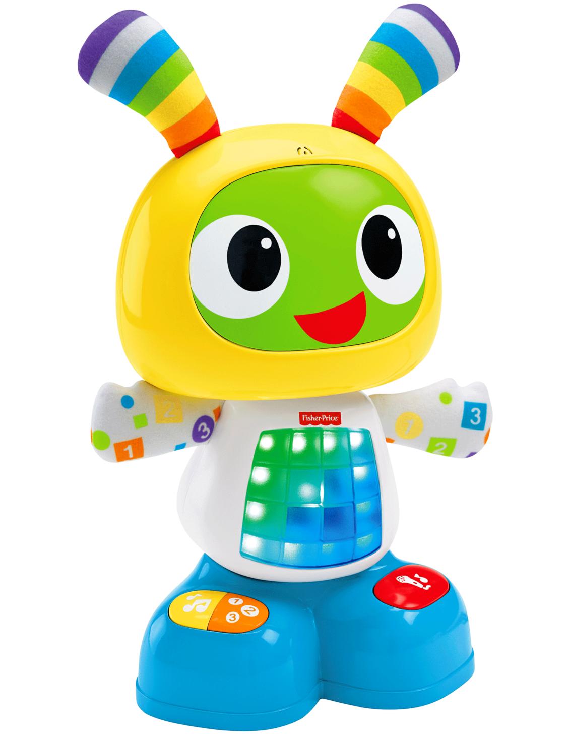 Fisher Price Обучающий робот БибоИнтерактив для малышей<br>Fisher Price Обучающий робот Бибо<br>
