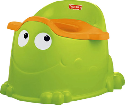 Горшок ЛягушкаГоршки и сиденья для унитаза<br>Горшок Лягушка<br>