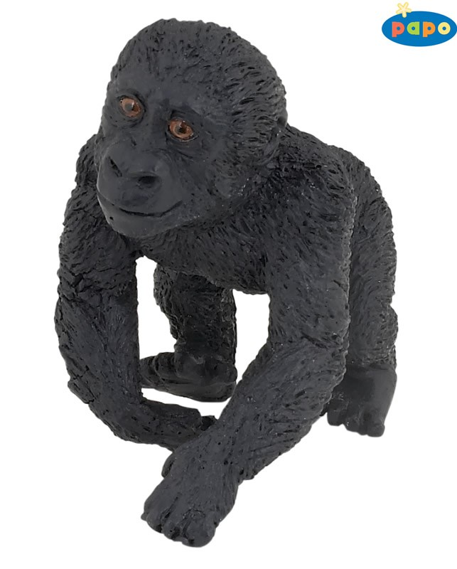 Фигурка – Детеныш гориллыДикая природа (Wildlife)<br>Фигурка – Детеныш гориллы<br>
