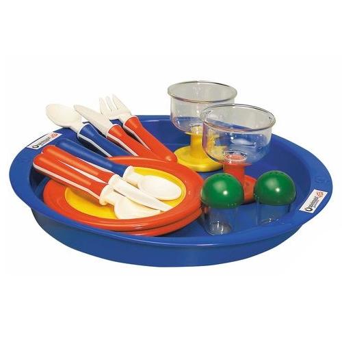 Набор посуды - Время ланчаАксессуары и техника для детской кухни<br>Набор посуды - Время ланча<br>