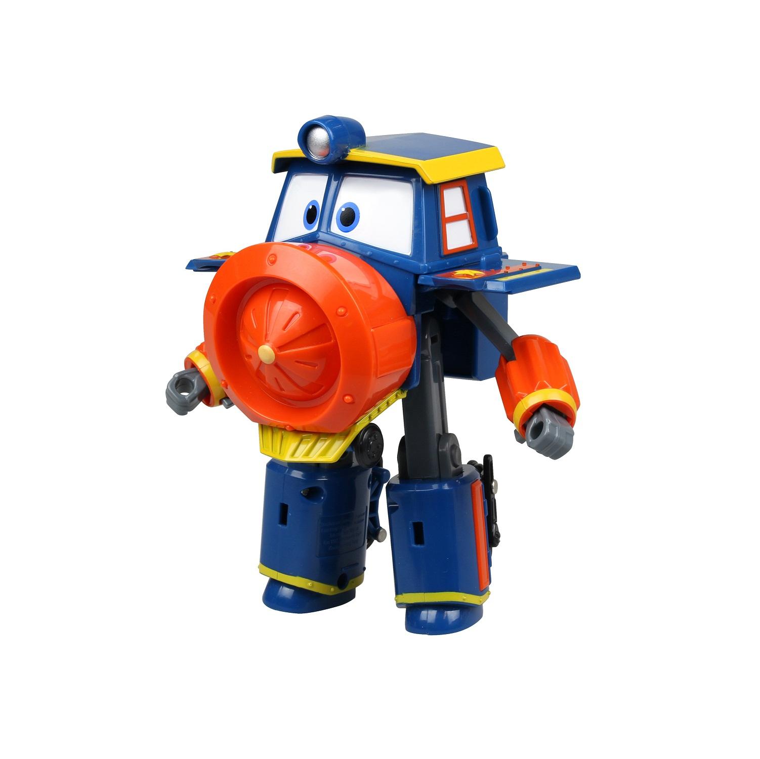 Robot Trains. Трансформер Виктор 10 смИгрушки трансформеры<br>Robot Trains. Трансформер Виктор 10 см<br>