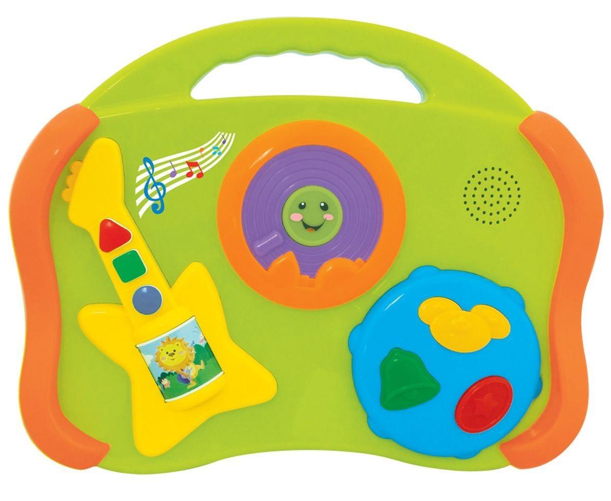 Развивающая игрушка - Музыкальные инструменты, 6 в 1Развивающие игрушки KIDDIELAND<br>Развивающая игрушка - Музыкальные инструменты, 6 в 1<br>