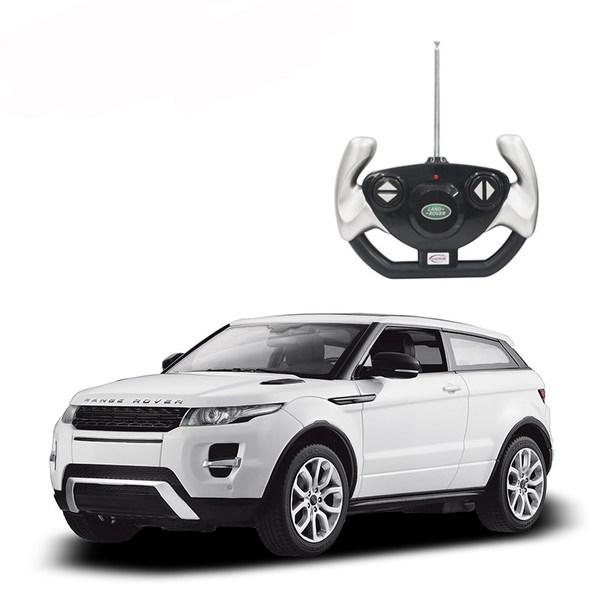 картинка Машина на р/у – Range Rover Evoque, 1:14, белый от магазина Bebikam.ru