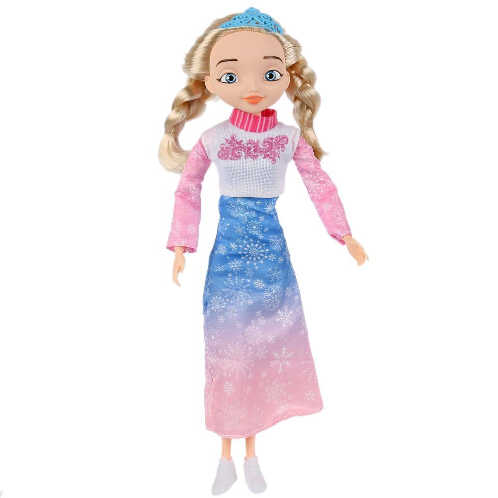 Купить Кукла Царевны – Аленка. Елена прекрасная, 29 см, руки и ноги сгибаются, Карапуз
