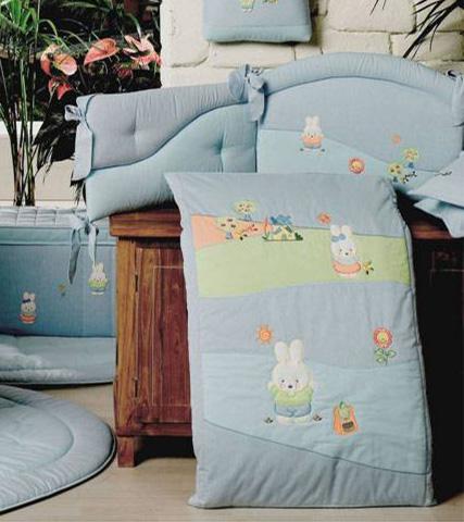 Купить Одеяльце из коллекции 4 времени года – Акварели, Babypiu