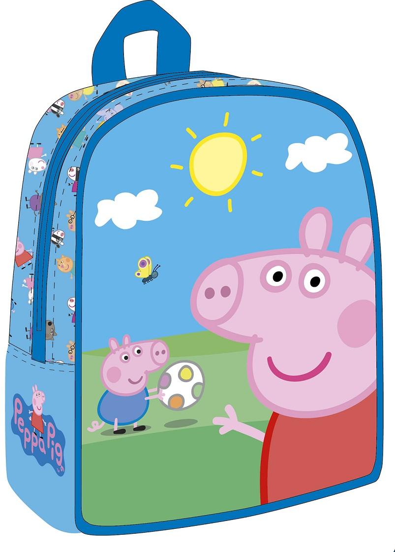 Рюкзачок средний Peppa Pig  Пикник - Свинка Пеппа (Peppa Pig ), артикул: 160452
