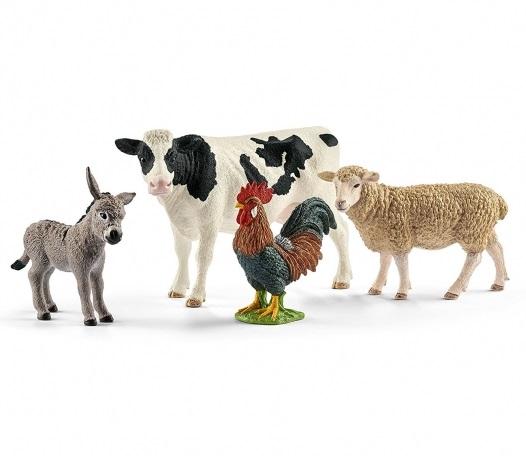 Купить Schleich Игровой набор Животные фермы, 42385