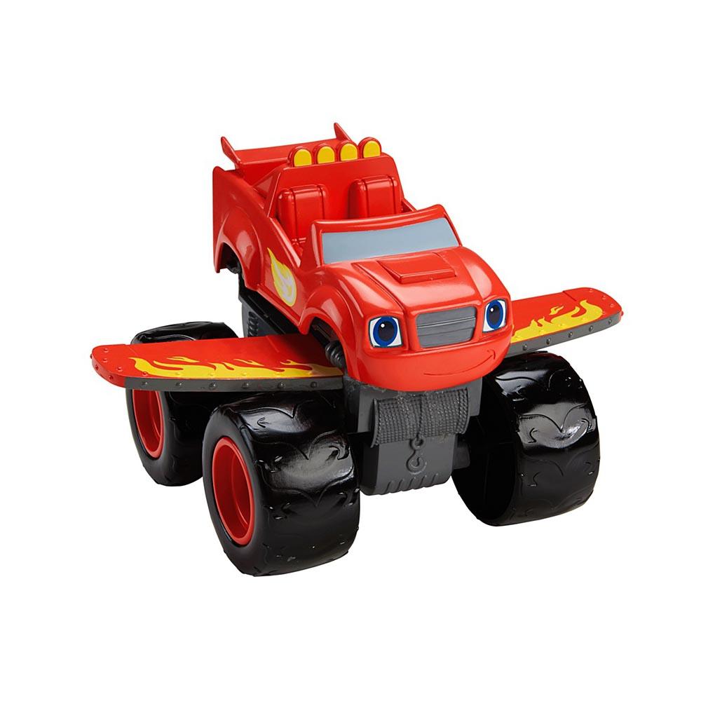Купить Игрушка Вспыш и чудо-машинки – Трансформирующийся Вспыш-самолет, звук, Mattel