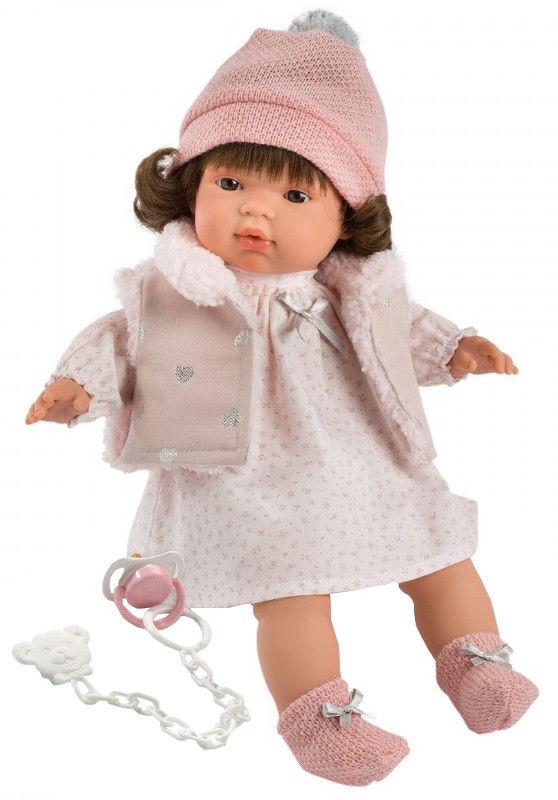Купить Интерактивная кукла Лола, 38 см, Llorens Juan