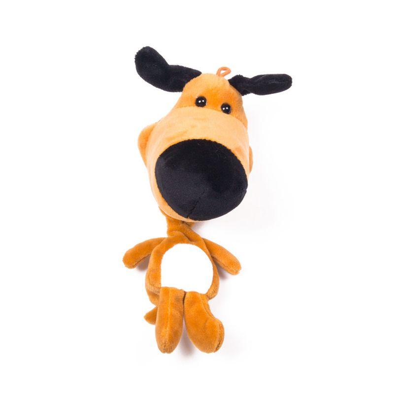Купить Мягкая игрушка-подвеска - Собака, 20 см, Button Blue