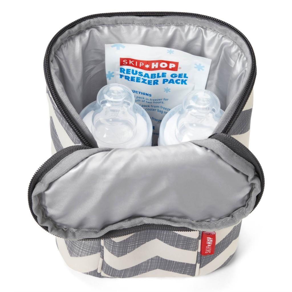 Термо-сумка для бутылочек от Skip Hop, SH 205301veg - купить в ... 6d92b1bece4