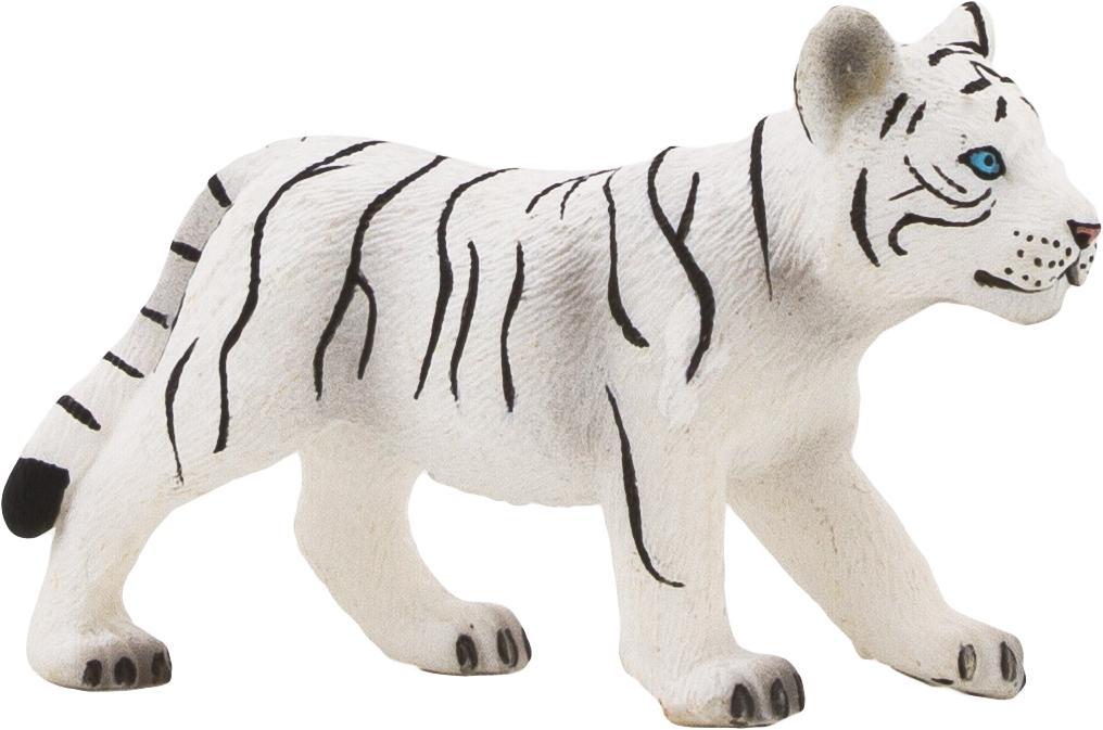 Тигренок белый в обычном положенииДикая природа (Wildlife)<br>Тигренок белый в обычном положении<br>