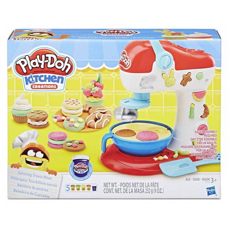 Набор игровой Play-Doh - Миксер для конфетПластилин Play-Doh<br>Набор игровой Play-Doh - Миксер для конфет<br>