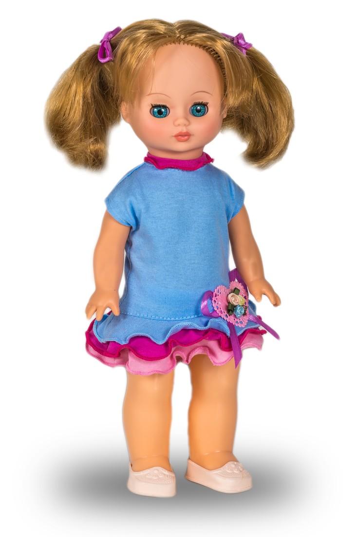 Кукла «Жанна 9» со звукомРусские куклы фабрики Весна<br>Кукла «Жанна 9» со звуком<br>