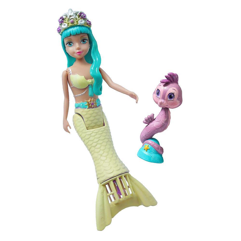 Танцующая русалочка - Нарисса, меняющая цветКуклы в ванну<br>Танцующая русалочка - Нарисса, меняющая цвет<br>