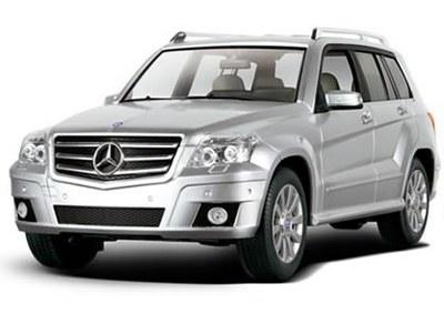 Купить Машина на радиоуправлении 1:24 Mercedes-Benz GLK, Rastar