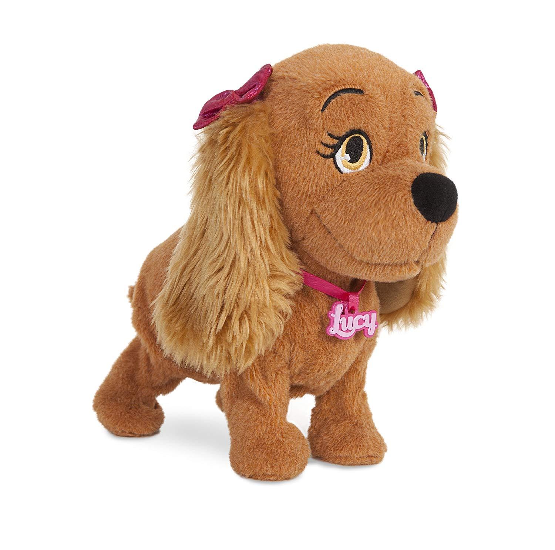 Собака Lucy Sing and Dance из серии Club Petz, интерактивная, выполняет 20 команд, танцует, синхронизируется с приложением для смартфонов фото