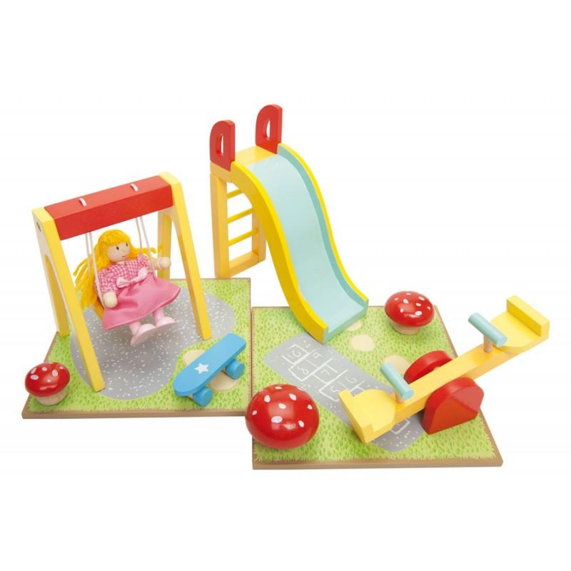 Набор «Детская площадка»Кукольные домики<br>Набор «Детская площадка»<br>