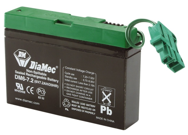 Дополнительная батарея 6V 6,5Ah - Электромобили, детские машины на аккумуляторе, артикул: 28985