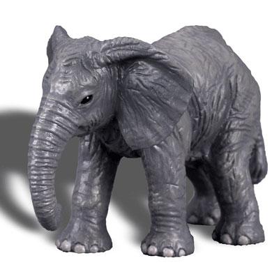 Купить Фигурка африканского слоненка, Collecta Gulliver