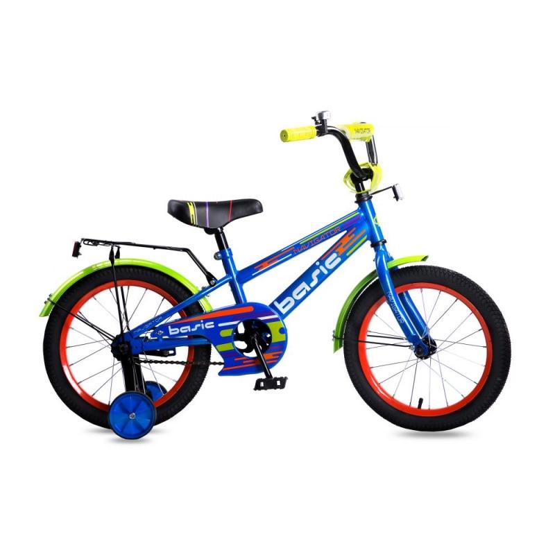 Купить Детский велосипед – Navigator Basic, 16