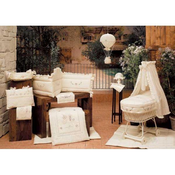 Купить Одеяла для кроватки – Аморэ из коллекции 4 времени года из ткани пике 150 х 115, Babypiu