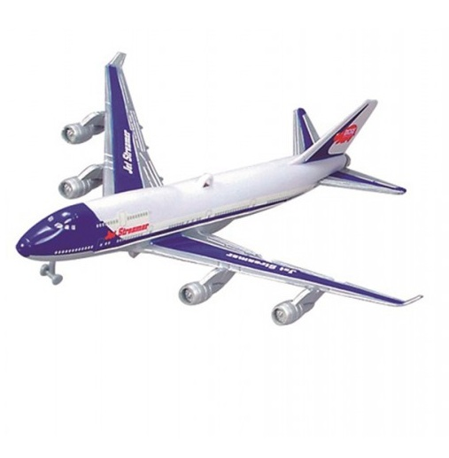 Модель самолета Jet Streamer, 25 см., со звуковыми эффектамиСамолеты, службы спасения<br>Модель самолета Jet Streamer, 25 см., со звуковыми эффектами<br>