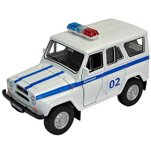 Модель машины УАЗ  31514 ПолицияПолицейские машины<br>Модель машины УАЗ  31514 Полиция<br>
