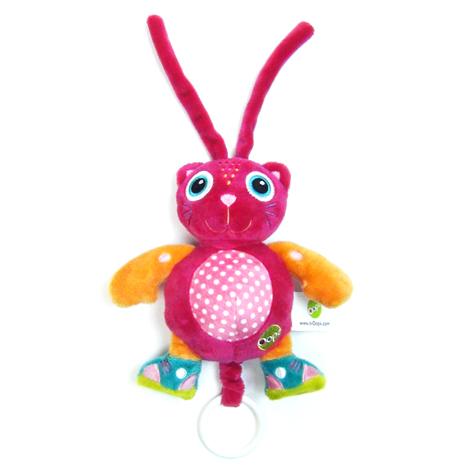 Игрушка-подвеска музыкальная КошкаРазвивающие игрушки Oops<br>Игрушка-подвеска музыкальная Кошка<br>