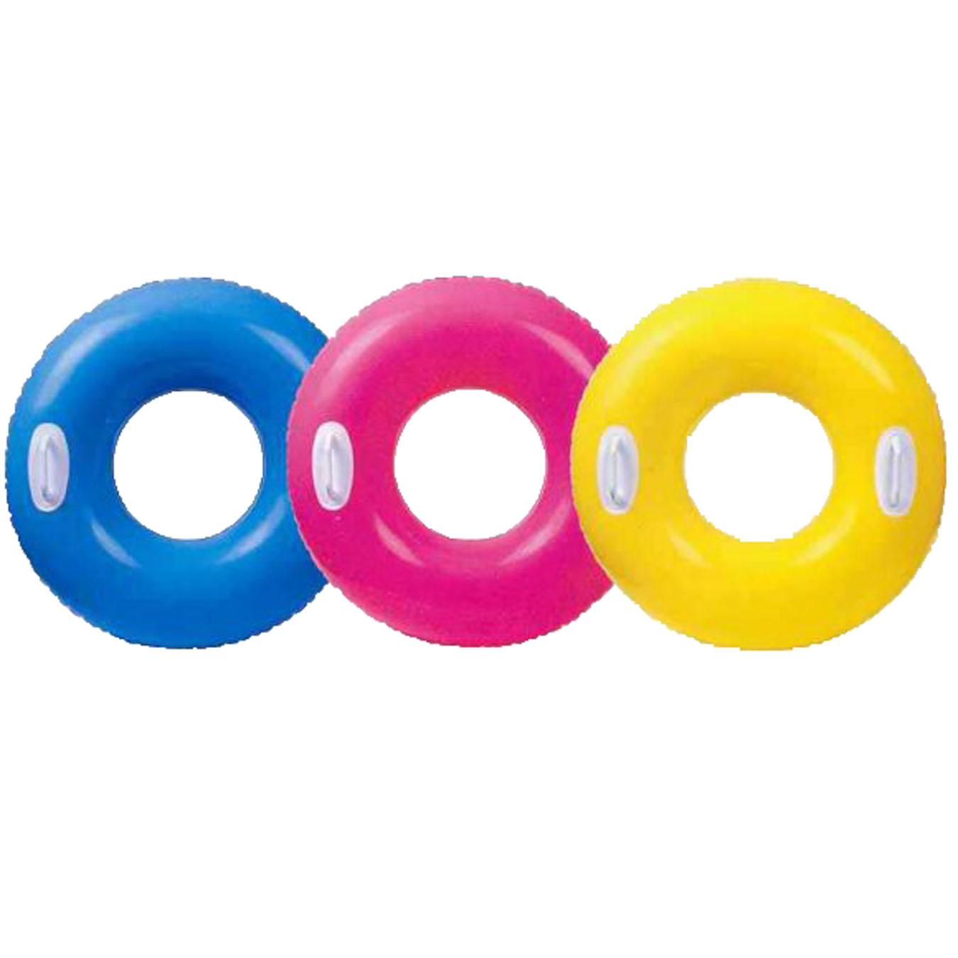 Круг надувной Hi-Gloss TubesНадувные животные, круги и матрацы<br>Круг надувной Hi-Gloss Tubes<br>