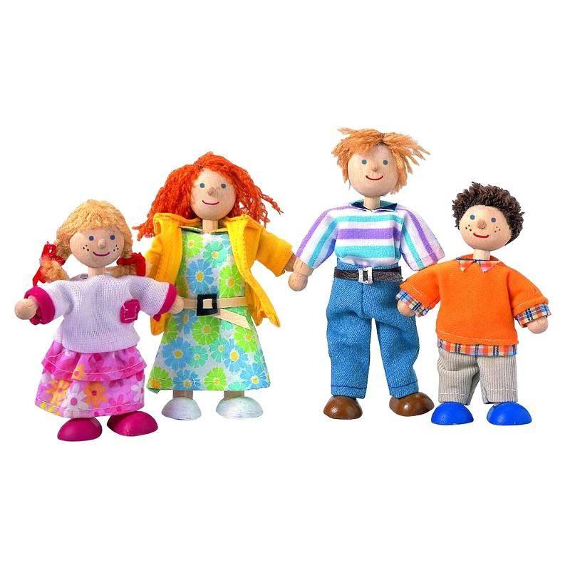Кукольная семьяКуклы и пупсы<br>Кукольная семья<br>
