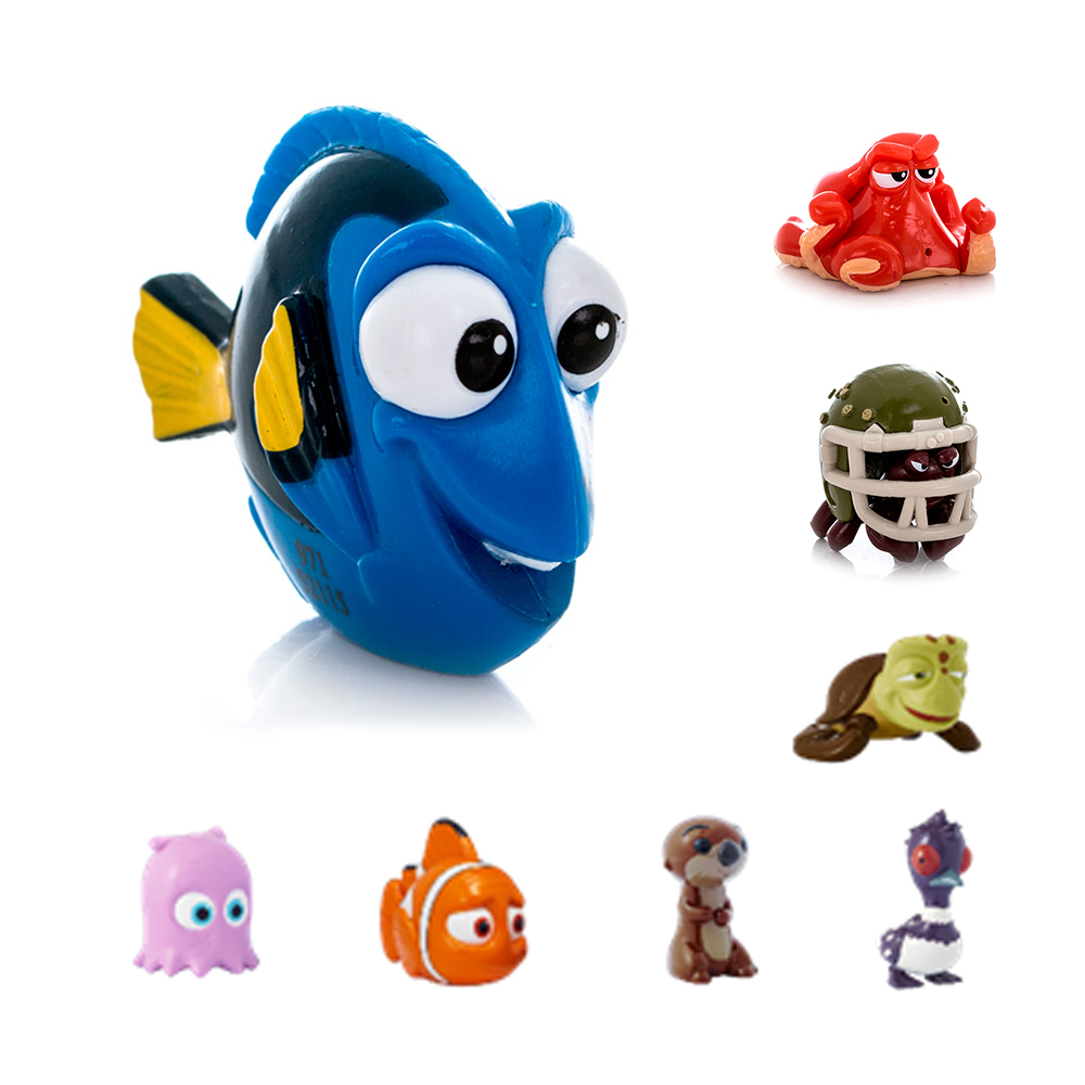 Фигурка подводного обитателя Finding Dory, 4-5 смСкидки до 70%<br>Фигурка подводного обитателя Finding Dory, 4-5 см<br>