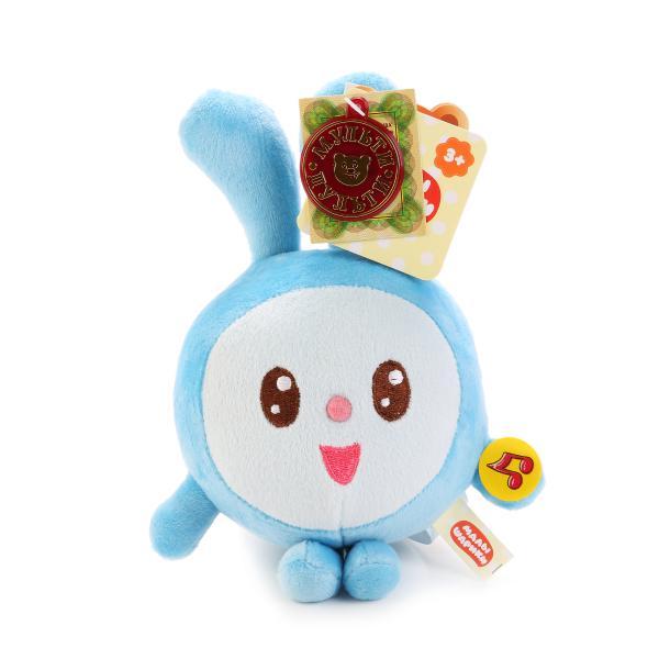 Озвученная мягкая игрушка Малышарики - Крош, 15 смГоворящие игрушки<br>Озвученная мягкая игрушка Малышарики - Крош, 15 см<br>