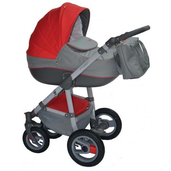 Детская коляска – Tutic Rider 2 в 1, R-11Детские коляски 2 в 1<br>Детская коляска – Tutic Rider 2 в 1, R-11<br>
