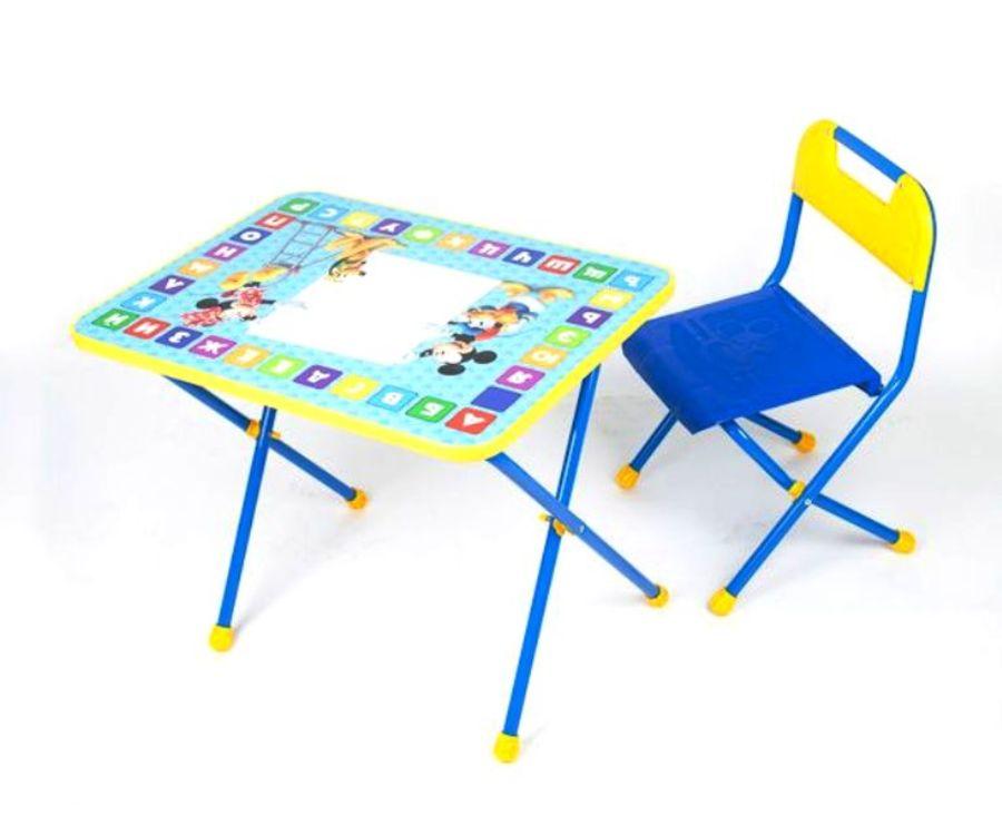 Набор детской мебели Дисней - Микки Маус и друзьяПарты<br>Набор детской мебели Дисней - Микки Маус и друзья<br>