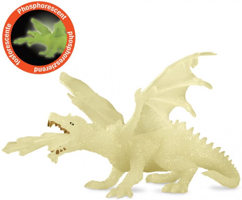Игровая фигурка - Светящийся драконМифические существа<br>Игровая фигурка - Светящийся дракон<br>