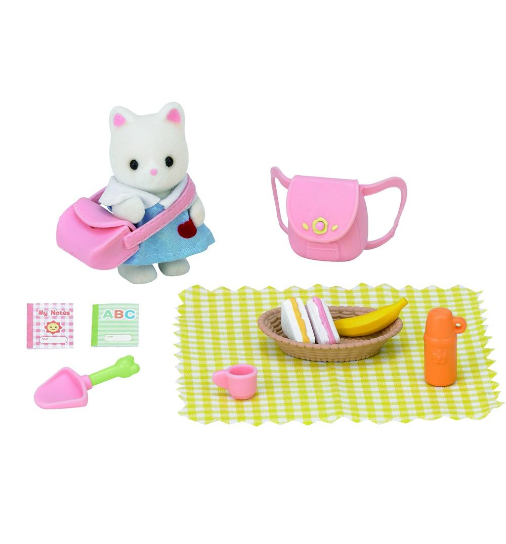 Купить Sylvanian Families - Пикник в детском саду, Epoch