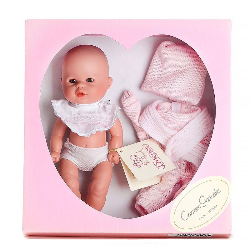 Кукла Бебетин, 21 смКоллекционные куклы<br>Кукла Бебетин, 21 см<br>
