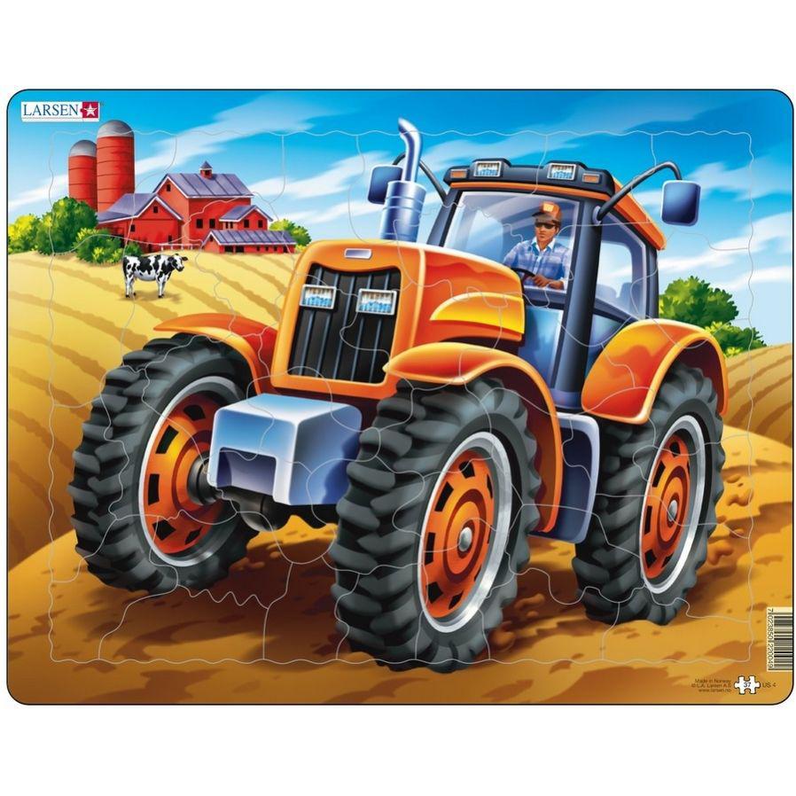 Купить US4 - Трактор, Larsen
