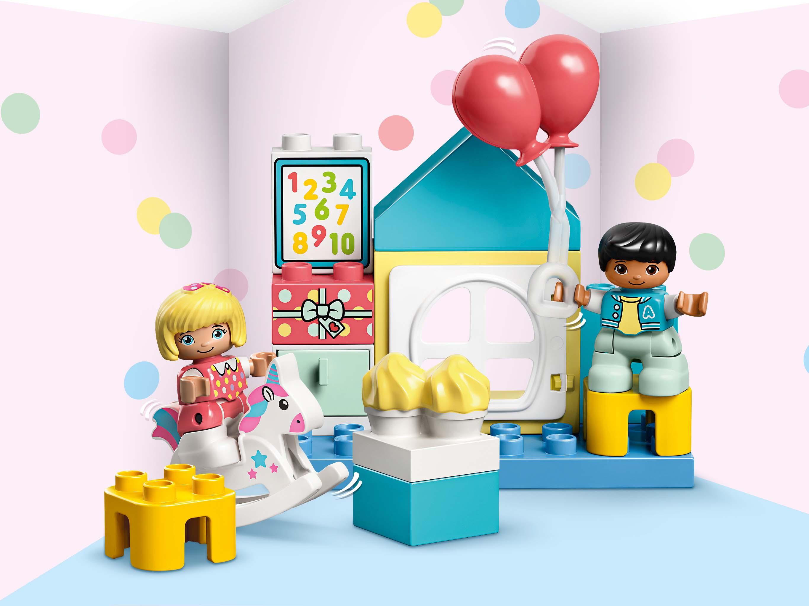 Конструктор Lego Duplo Town - Игровая комната