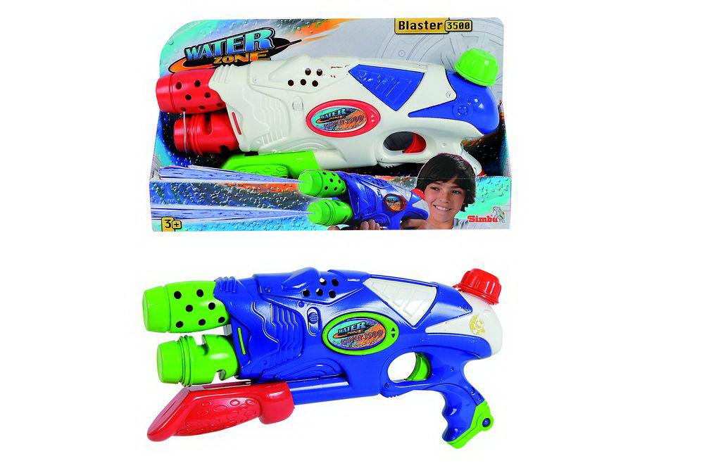 Двуствольное водяное ружьеВодяные пистолеты<br>Двуствольное водяное ружье<br>