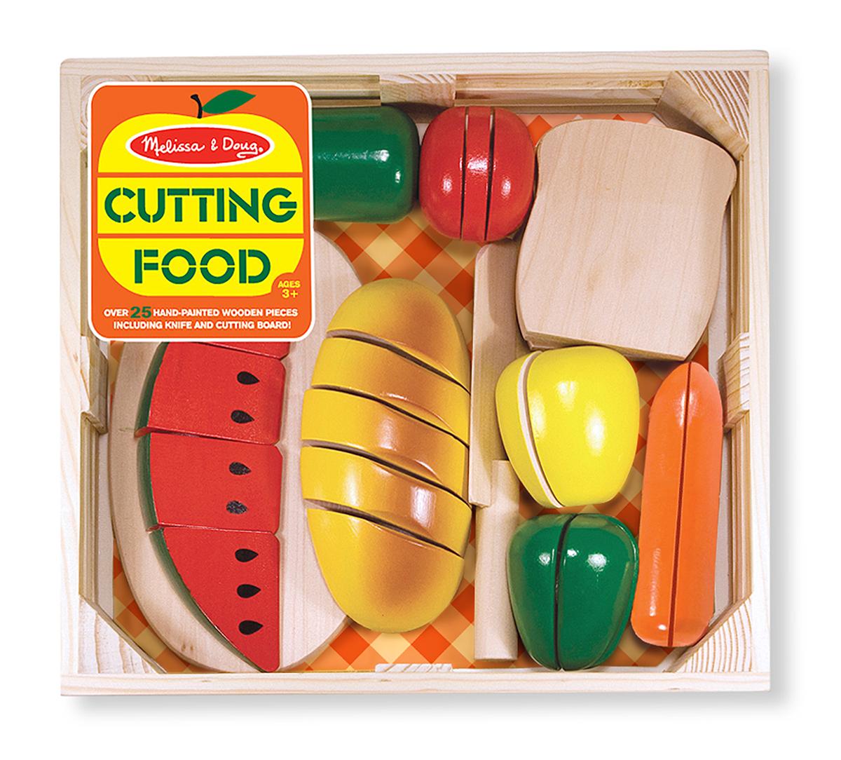 Набор порезанных продуктов Готовь и играйАксессуары и техника для детской кухни<br>Набор порезанных продуктов Готовь и играй<br>